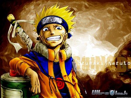 Naruto Аниме обои на рабочий стол