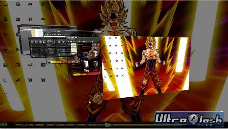 Windows 7 Dragon Ball Z