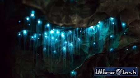 Нереальный подземный мир